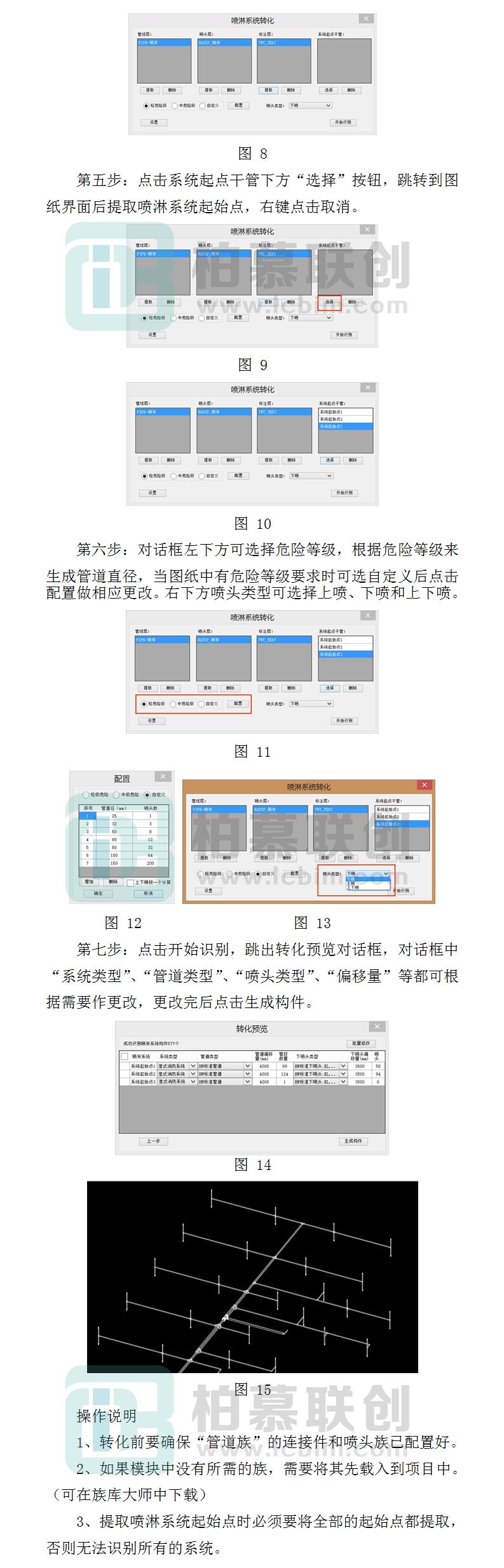699 建模大师之路——如何批量转化喷淋-2.jpg