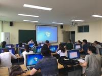 6月17日,高等院校教师BIM进阶培训四川建筑职业技术学院专场在德阳开班(三)