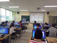 6月17日,高等院校教师BIM进阶培训四川建筑职业技术学院专场在德阳开班(二)