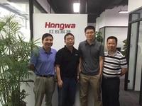柏慕中国与红瓦科技达成战略合作