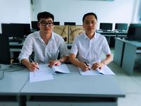 6月20日,柏慕联创与攀枝花学院举行校企合作签约仪式(二)