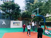 柏慕联创员工篮球比赛活动剪影(三)