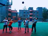 柏慕联创员工篮球比赛活动剪影(一)