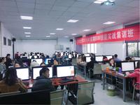 西华大学2018年度BIM技能寒假实战集训班在成都开课(三)